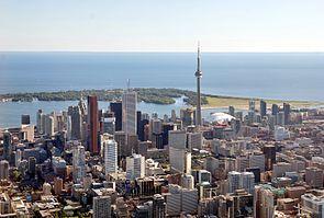 Торонто – огромный туристический