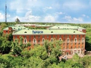 """гостиница """"Турист"""" в Москве"""