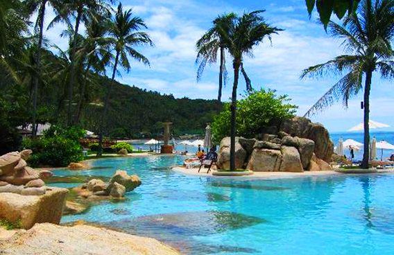 Одним из живописнейших мест тайланда
