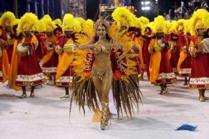 «Größte Party der Welt» - Karneval in Rio eröffnet