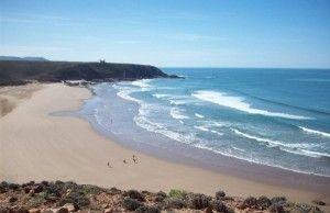 атлантического побережья Марокко много отличных пляжей-700x453