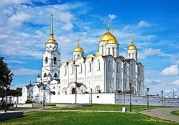 город золотого кольца россии владимир фото