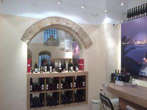 Винный бутик в Израиле