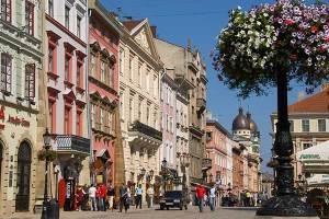 поездки во Львов