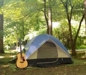 Туризм с палаткой