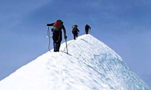 Окунитесь в волшебный мир альпинизма на горе Эльбрус