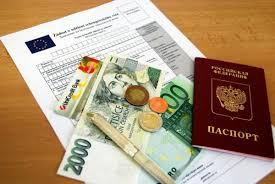 Как оформляется выписка из банка для визы
